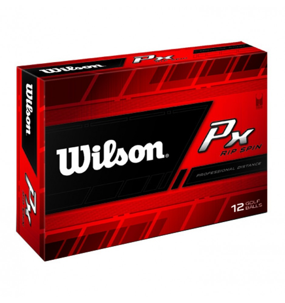 Wilson PX Distance Golf Balls