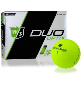 Wilson Duo Optix Golf Dozen Golf Balls