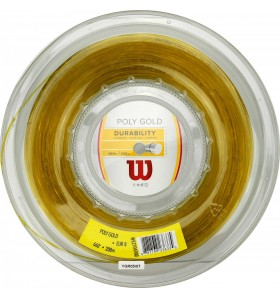 Wilson Poly Gold Coil