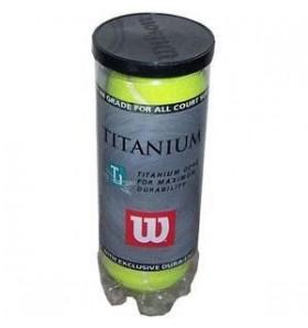 Wilson Titanium Tennis Balls (4 Pack)