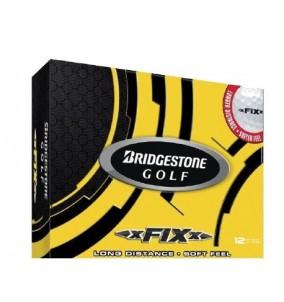 Bridgestone Fix Golf Balls (Dozen)
