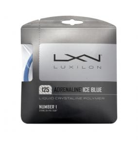 Luxilon Adrenaline 125 Ice Blue Sets