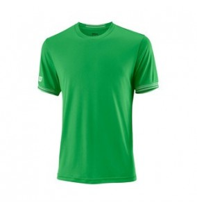 Wilson Solid Crew Mens Shirt