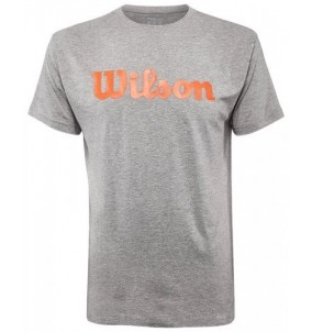 Wilson Script Cotton Tee