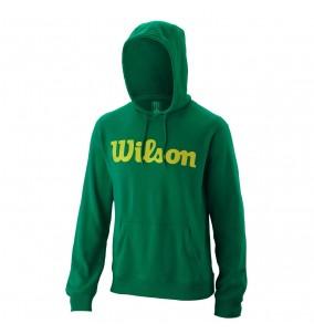 Wilson Cotton Po Hoody