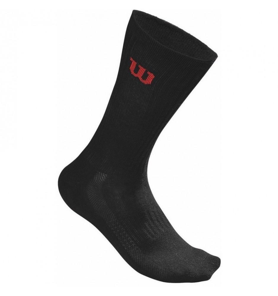 Wilson Mens Crew Socks (3 Pack)