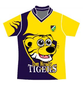 Tom Newby sports shirt 2020