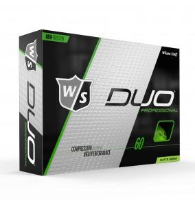 Wilson Staff Duo Professional Golf Ball