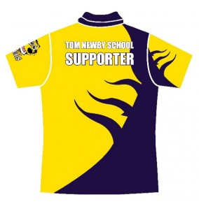 Tom Newby 2020 Supporters Shirt