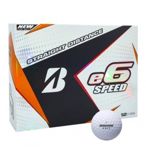 Bridgestone Golf E6 Speed...