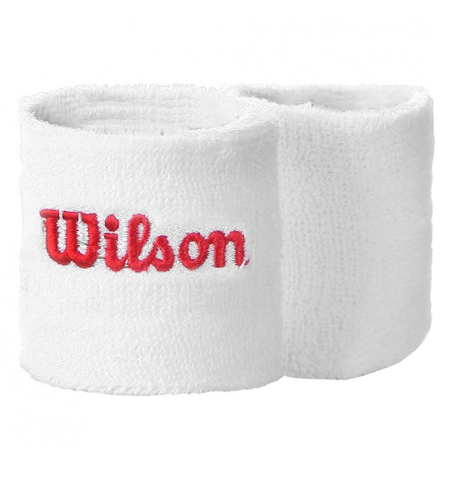 Wilson Wristbands 2 pack