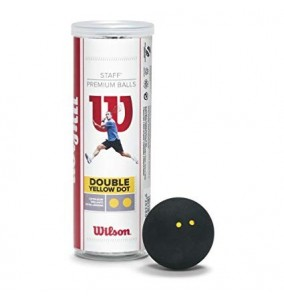 Wilson Squash Balls 2 Ball...