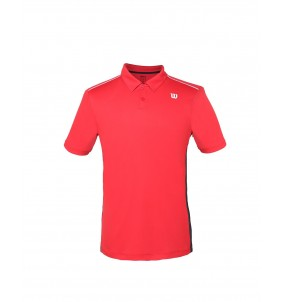 Wilson Mens Nset Polo T-Shirt