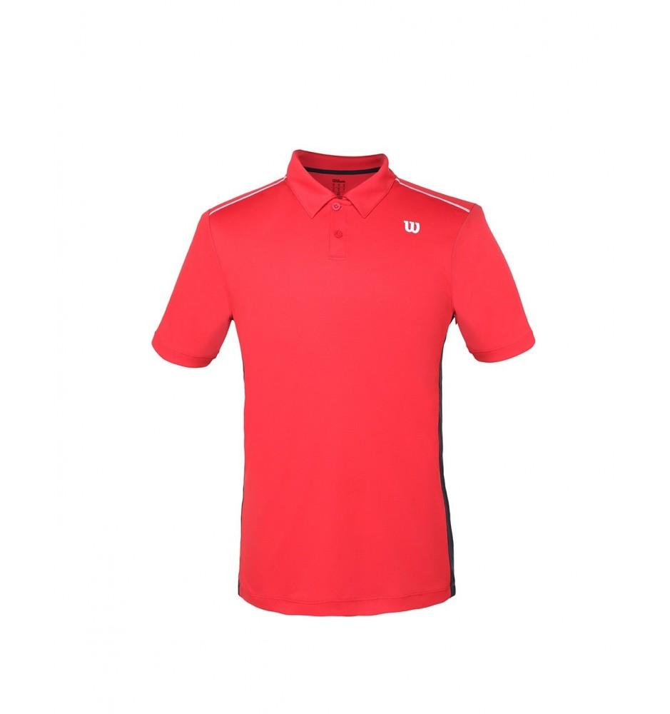 Wilson Mens Nset Polo T-Shirt