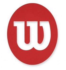 Wilson Tennis Racket Stencil