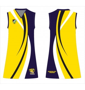 Tom Newby 1st Team Netball Dress