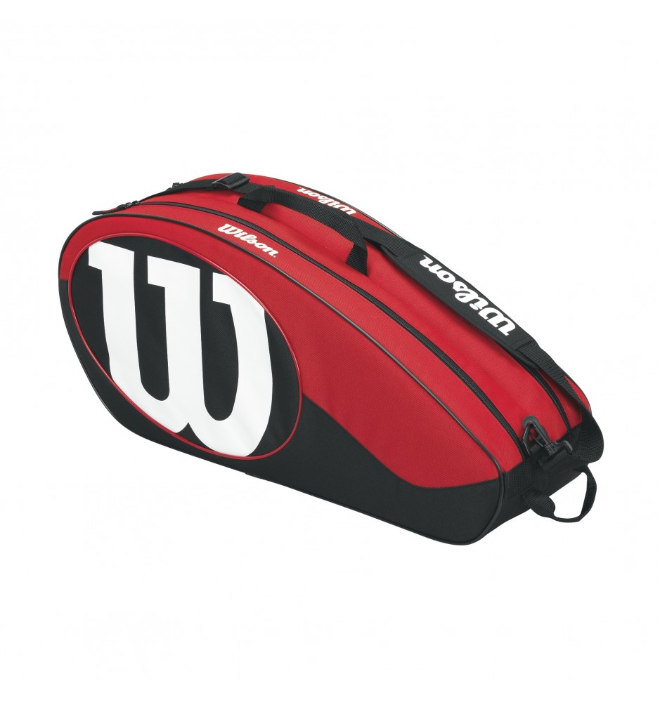 Wilson Match 2 6Racket Thermo Bag
