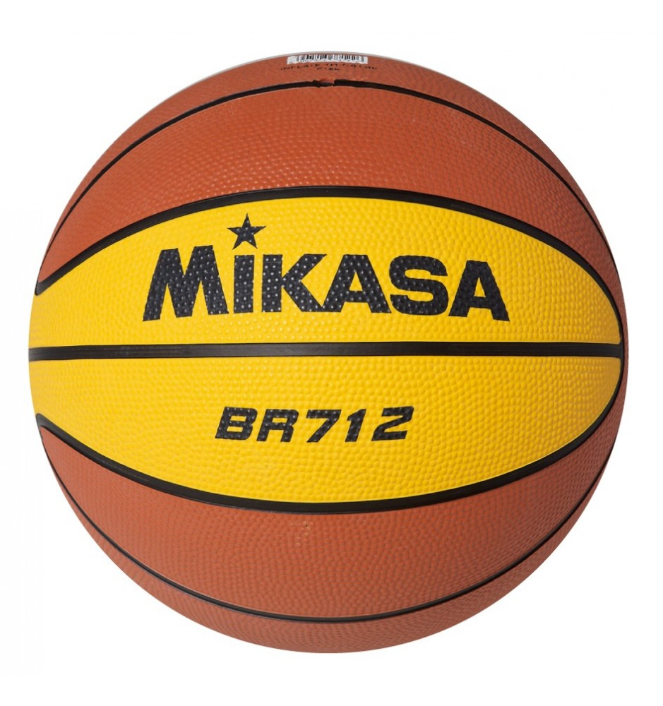 BR712 Rubber Basketball