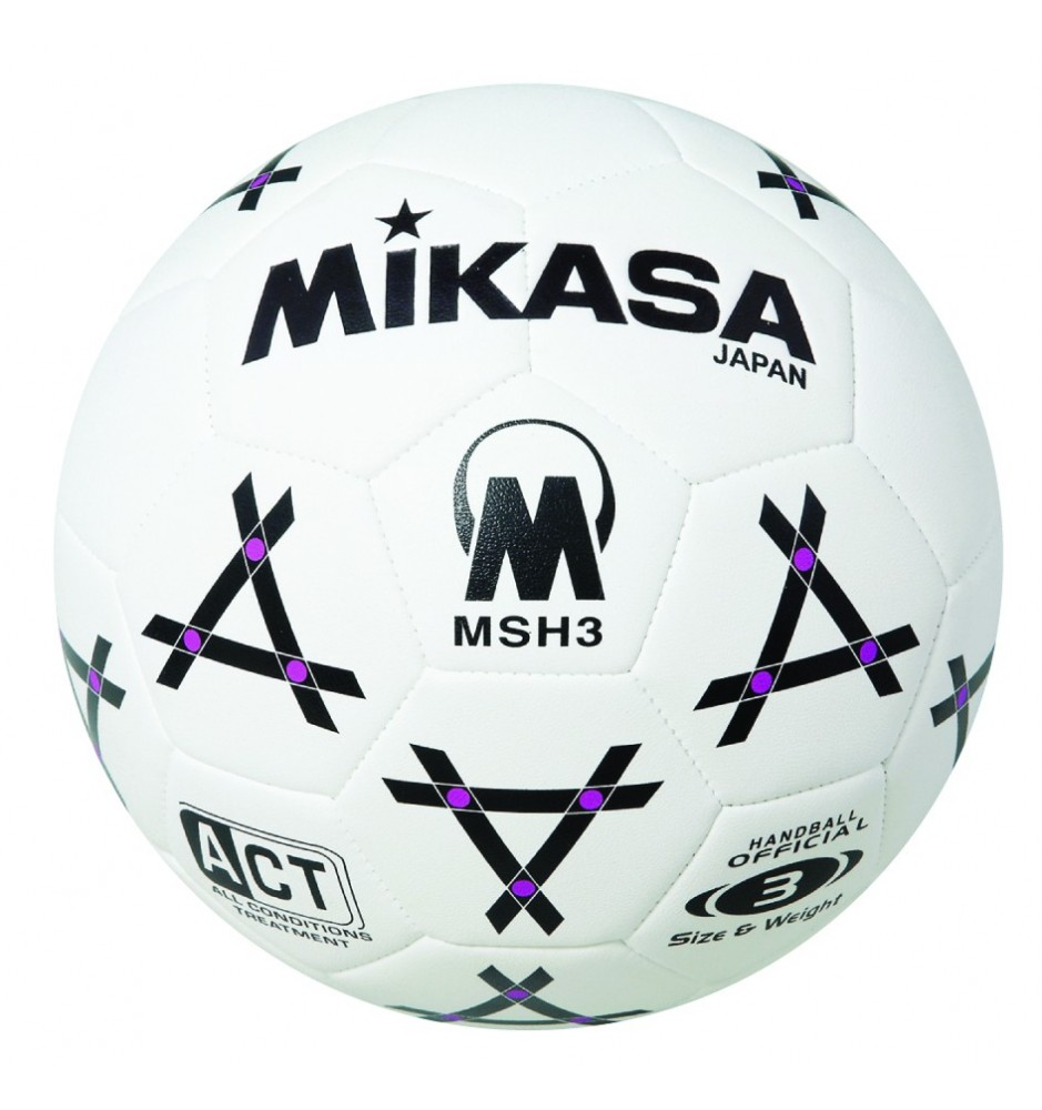 MSH3 Official White Handball