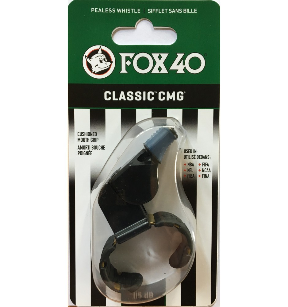 Classic CMG Fingergrip Whistle